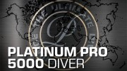 Apply now to be a Platinum Pro 5000 Diver Inductee for 2016