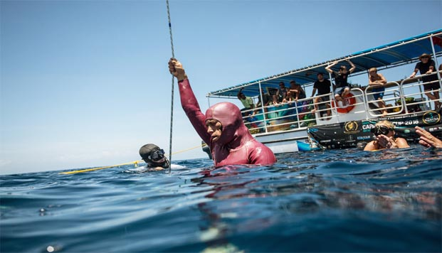 American Freediving Records Fall at Caribbean Cup 2016