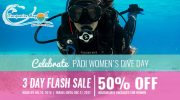 Turquoise Bay Resort Roatan Celebrates Women's Dive Day with Half Off FLASH Sale