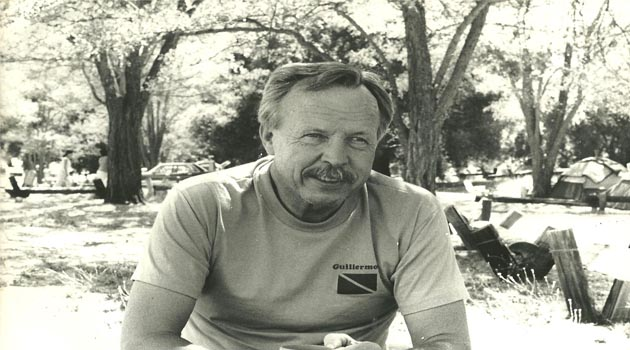 SOUTHERN CALIFORNIA DIVE PIONEER BILL HARDY PASSES AWAY