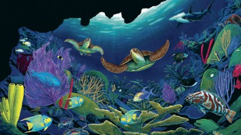 Last chance to get your signed Wyland Ocean Realm Journal