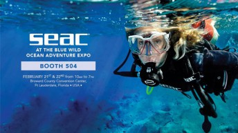 Seac USA Showcases New Products at BLUE WILD Expo