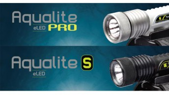 Underwater Kinetics Shipping TWO New Dive Lights