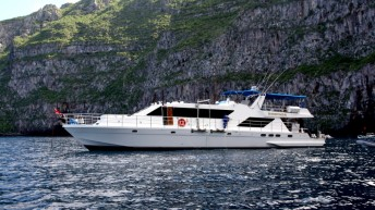 Meet Nortada, the latest addition to the live-aboard fleet in Galapagos