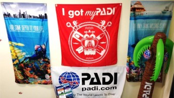 PADI 2015 Marketing Kit Supports Retailer and Resort Growth