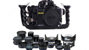 SEA&SEA Announces MDX-a7II Housing