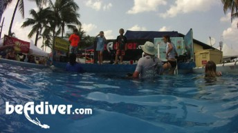 DEMA Seeks Member Help Identifying 2016 Be A Diver Pool Tour Locations