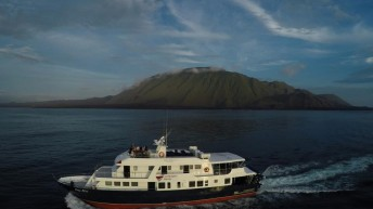 Exciting Galapagos Master Announces Maiden Trip to the Galapagos Islands!