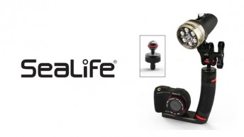 SeaLife Unveils Universal Flex-Connect Ball Joint Adapter fits most Brands of Lights and Strobes