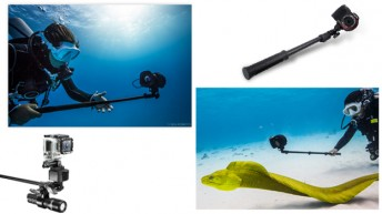 "SeaLife's AquaPod – The Original Underwater Camera ""Pod"""