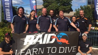 PRODIVE INTERNATIONAL JOINS RAID