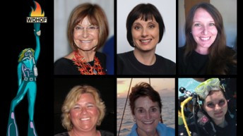 Women Divers Hall of Fame Welcomes Six New Members in 2016