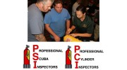Seats filling up for PSI-PCI Visual Cylinder Inspector course at Our World Underwater
