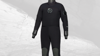 BARE now offering Heavy-Duty version of its most popular drysuit