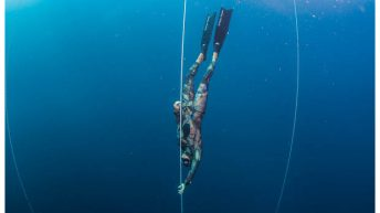 Forrest Simon-Daris Named to USA Freediving Team for Pool Freediving World Championships