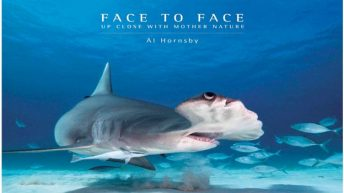 Al Hornsby at DEMA Show 2016 Signing His New Book, Face to Face: Up Close with Mother Nature