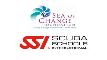 SSI Teams Up with SEA OF CHANGE during DEMA Show