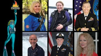 Women Divers Hall of Fame Announces CLASS OF 2017