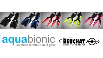 CETATEK announces technology and distribution partnership of aquabionic products with Beuchat International – Visit DEMA Show Booth 2139