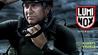 Luminox and Navy SEALs Formalize Relationship – Visit DEMA Show Booth # 3065 For Show Specials on Navy SEAL & Scott Cassell Dive Watches