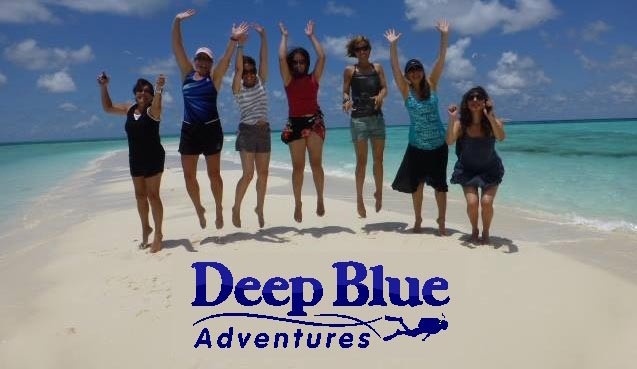 Deep Blue Adventures Announces Winners of the 5 Ways to WIN Contest