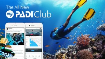 NEW My PADI Club Offers Members Fresh Ways to Engage Divers and New Revenue Opportunities