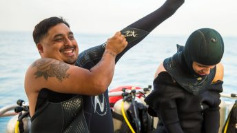 PADI Supports Organizations' Deeper Purpose — WAVES and Patriots for Disabled Divers help heal wounded warriors and families