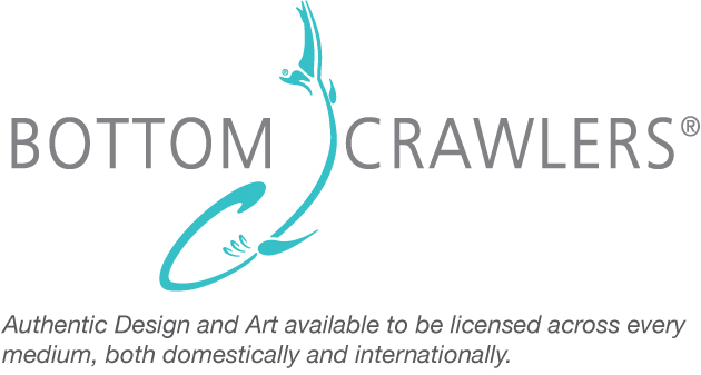 Bottom Crawlers® Expanding Geographical Licensing of Unique Marine-Inspired Designs