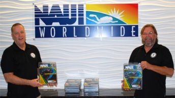 NAUI Supports Force Blue with Course Donations