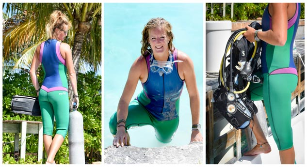 Truli Wetsuits for women listens to the requests of female divers and delivers with new products and sizes