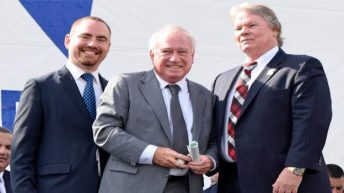 Dive Tourism Pioneers Honored by Cayman Government at Heroes Ceremony