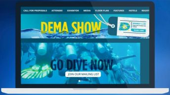 DEMA Show 2017 Website Now Live!