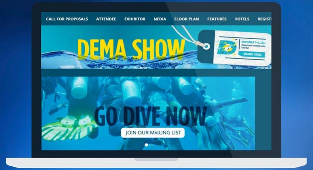 """DEMA Tells Dive Industry to """"Beware of Housing Pirates""""!"""