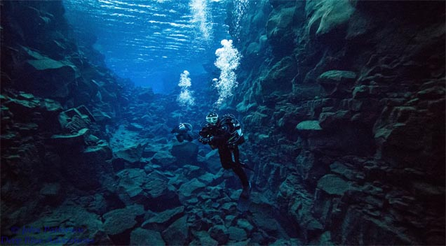Deep Blue Adventures Offers Diving and Adventure Package to ICELAND