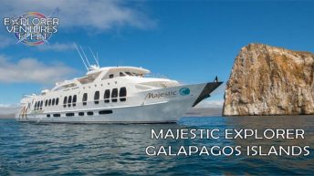 EXPLORER VENTURES ANNOUNCES NEW GALAPAGOS VESSEL