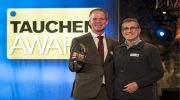 PADI Wins TAUCHEN Award for Best Diver Training Organization