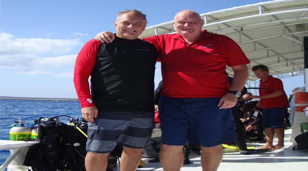 Red Sail Sports Marks 30 Years of Dive Service in the Cayman Islands