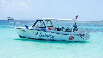 Subway Watersports Now Offers Excursions for Cruise Ship Travelers Visiting Roatan