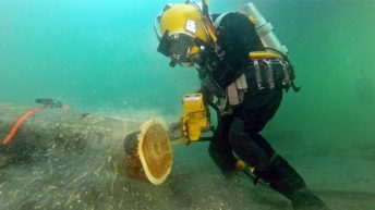 Underwater Vancouver Island job boom expected this summer