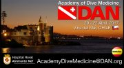 DAN Holds Academy of Dive Medicine in Chile