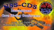 2017 International Cave Diving Conference Set for June 2-3