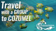 Caradonna Offers Exclusive Group Comps for Cozumel