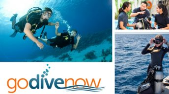 Go Dive Now Pool Tour Provides Member Dive Centers with Multiple Opportunities to Acquire New Customers
