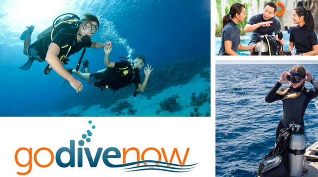 DEMA Presenting GO DIVE NOW Retailer Seminar at Beneath the Sea Show This Weekend
