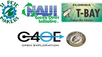 NAUI and C4OE Combine Research and Conservation Efforts in the Gasp – Our Beads of Tampa Bay Coastal Clean-Up Project