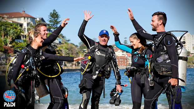 Padi s world class business support and service results in record membership numbers divenewswire - Dive recorder results ...