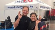 Cayman Islands Making a Splash as Sponsor of DEMA's 'Go Dive Now' US Pool Tour