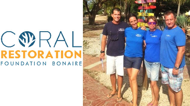Tropical Divers the latest participant in Bonaire's reef restoration efforts