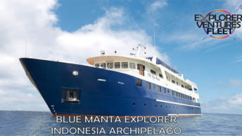 EXPLORER VENTURES LIVEABOARD FLEET ANNOUNCES TWO NEW INDONESIA VESSELS