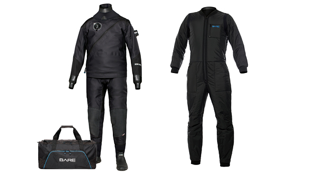 BARE offers 30% off HDC Tech Dry Drysuit for Limited Time